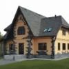Сборной дом по канандской технологии.  Изготовление и монтаж.