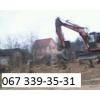 Уборка участка Киев.  удаление деревьев.