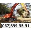Удаление деревьев,  снос домов.  Уборка территории.