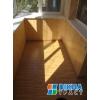Внутренние работы на балконе и лоджии.