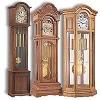Ремонт антикварных напольных настенных каминных часов,          вызвать мастера.